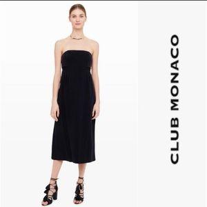 Club Monaco Strapless Dress Size 2